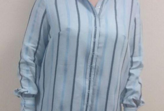 Модная сорочка