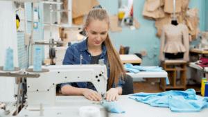 Новый набор на курсы кройки и шитья