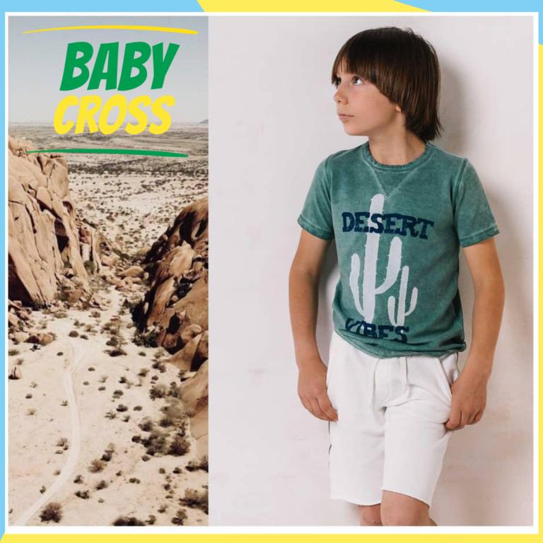Детская одежда в стиле Baby Cross