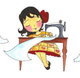 Сшить платье самостоятельно - так ли это легко