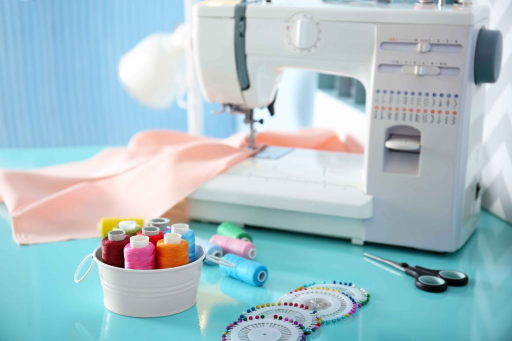 Учимся шить на машинке - с чего начать
