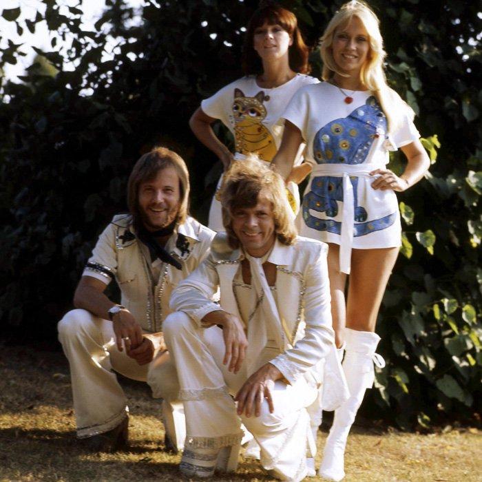 ABBA - богемный стиль диско