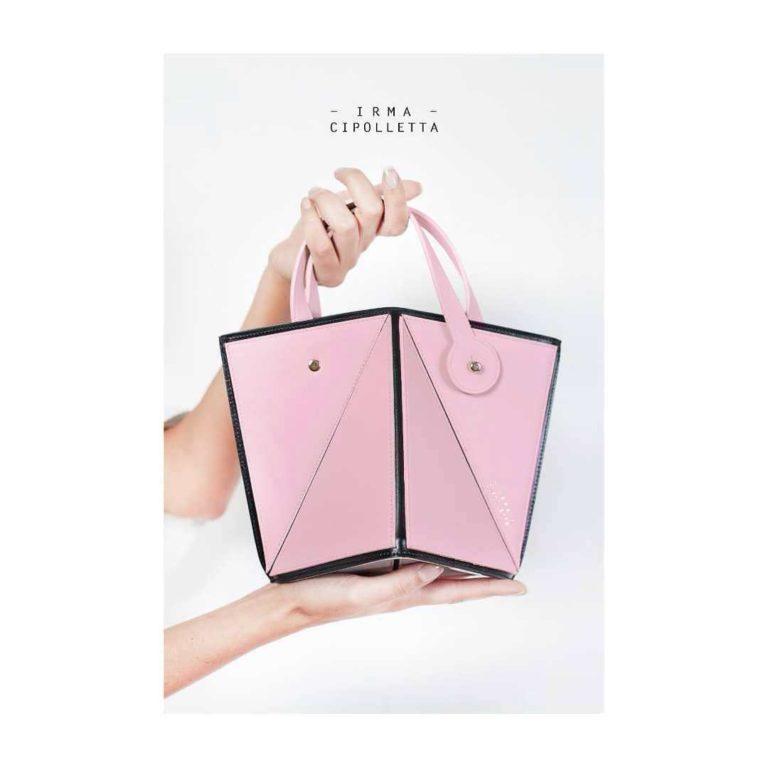 Irma Cipolletta's modern bags