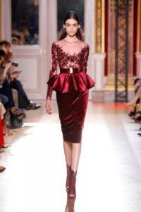 peplum-dresses-velvet-dresses