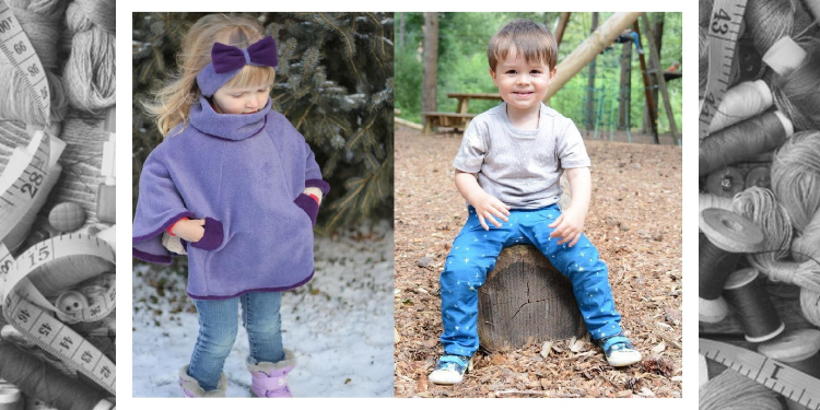 Шьем детям: что нужно знать, чтобы сшить ребенку одежду