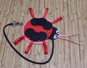 Шьем декоративную сумку-игрушку своими руками