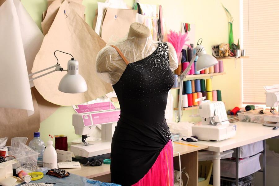 Услуги по пошиву одежды в ателье
