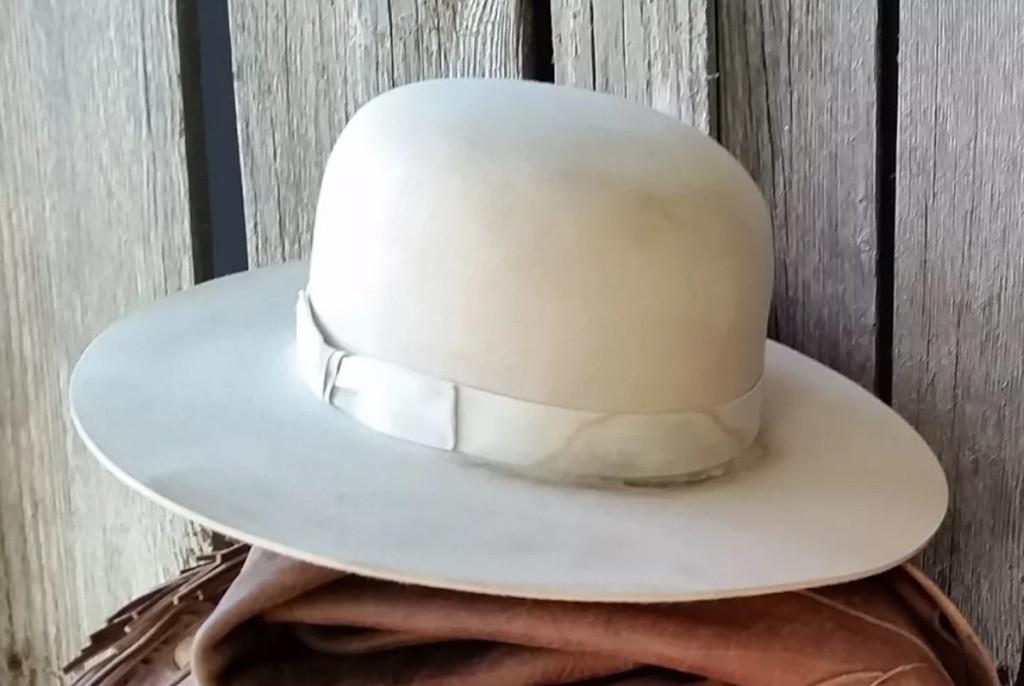 Хозяин Равнин первая ковбойская шляпа Стетсона