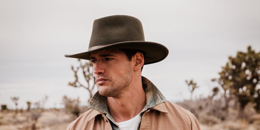 Outdoor стиль шляп Стетсон