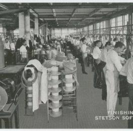 Производство шляп Stetson Company