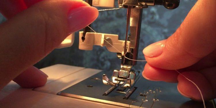 Регулируем правильно натяжение швейных нитей