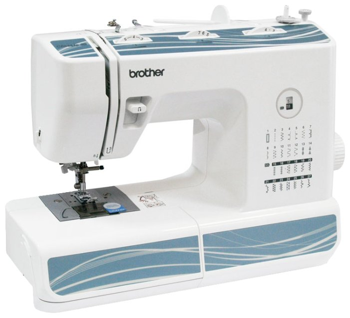 ТОП-5 швейных машинок для начинающих: Швейная машина Brother Classic 30