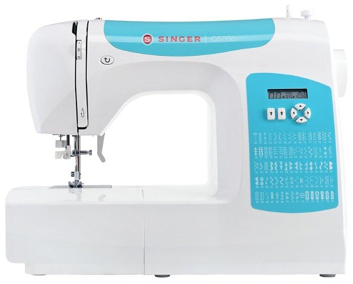 ТОП-5 швейных машинок для начинающих: Швейная машина Singer C5205