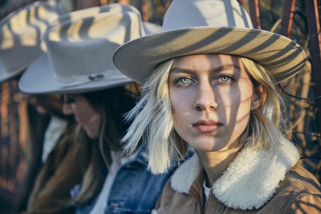 Стетсон ковбойская шляпа для сильных женщин