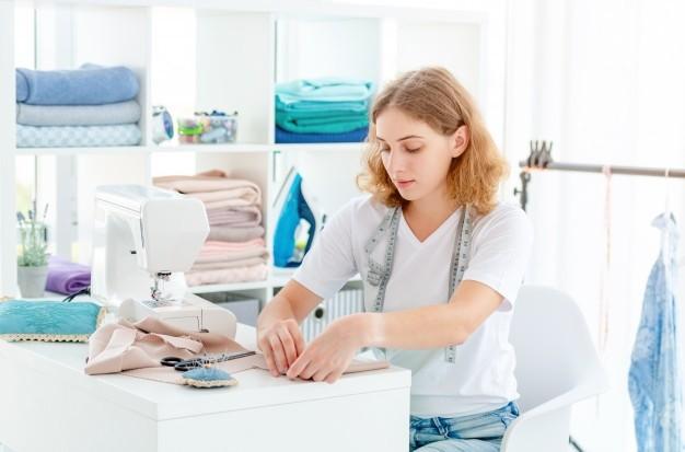 Учимся шить с нуля на швейной машинке