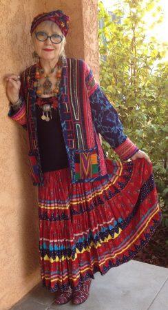 Богемный стиль в одежде для женщин
