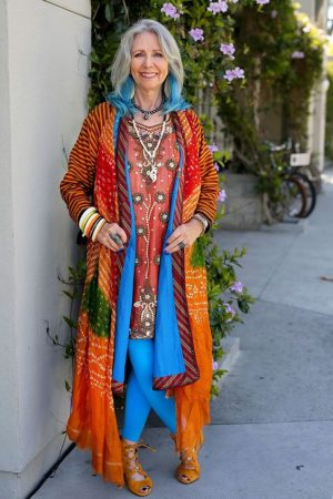 Богемный стиль в одежде