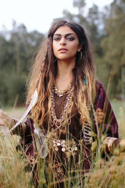 Gypsy boho - цыгане и стиль бохо