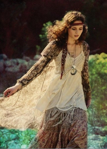 Gypsy boho цыгане
