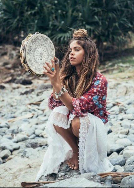 Gypsy boho - цыганский стиль