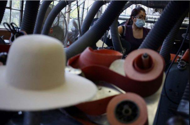 Современное производство шляп стетсон-5