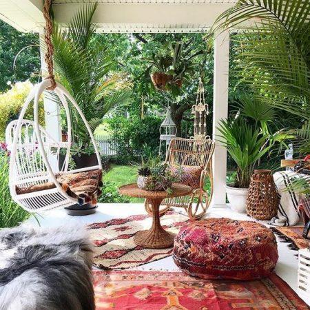 Стиль бохо в интерьере дома
