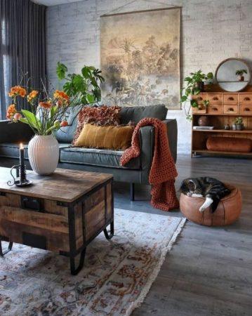 Стиль бохо в интерьере квартиры