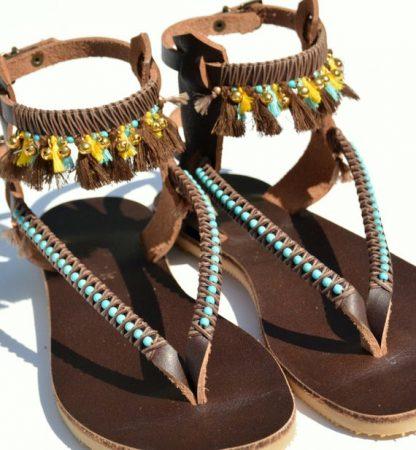 Женская обувь бохо