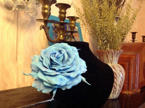 Цветы из фоамирана украшения