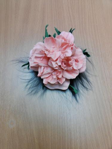 Материал для цветов из фоамирана