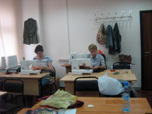 Кройка и шитье учиться