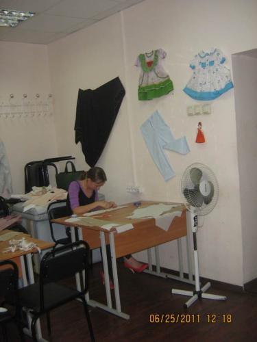 Курсы шитья одежды (Москва)