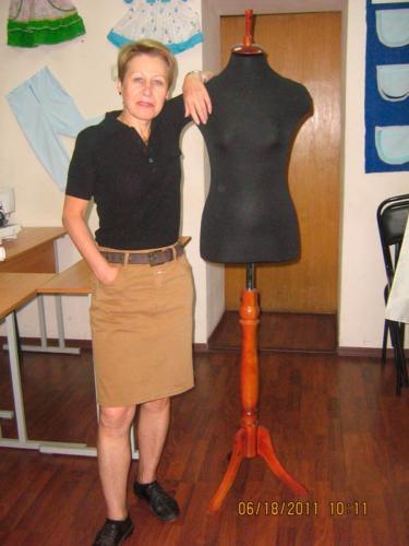 Курсы шитья одежды