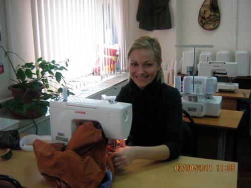Учеба кройки и шитья