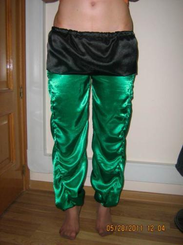 Кройка и шитье - брюки
