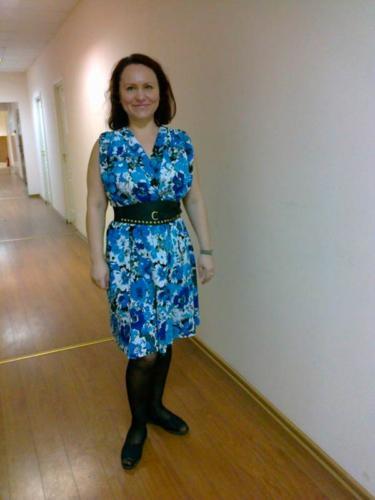 Шитье и крой платьев