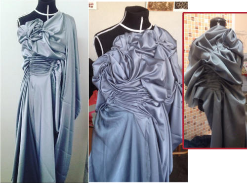 Макетирование одежды на манекене