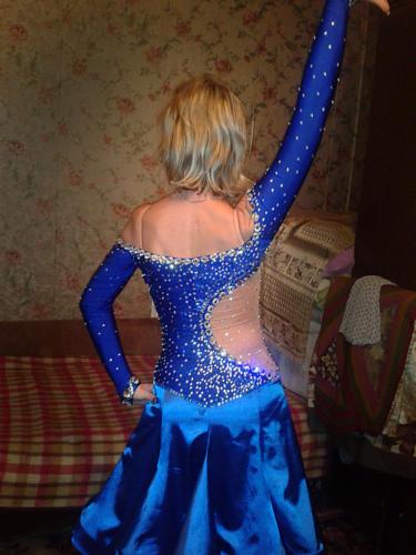 Ателье по пошиву платьев для бальных танцев
