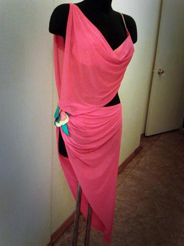 Курсы шитья бальных платьев