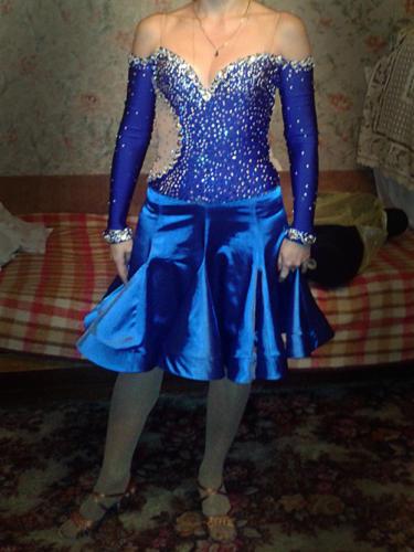 Пошив костюмов для танцев