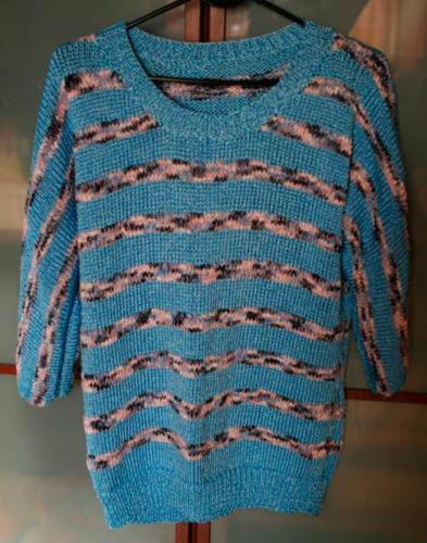 Вязание кофточки